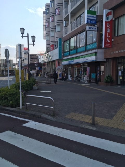 昭島店への行き方2