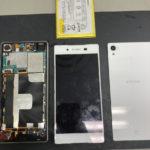 【八王子店】Android修理行っております!