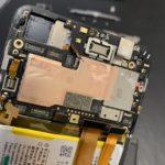 日本未発売!Vivo X20A 水没復旧。。。