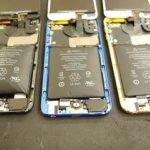 バッテリー膨張のiPod Touch6を3台とも交換修理しました~♪クイック名古屋