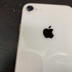 カメラが壊れてしまう前に!iPhone 8のカメラガラス交換[千葉柏店]