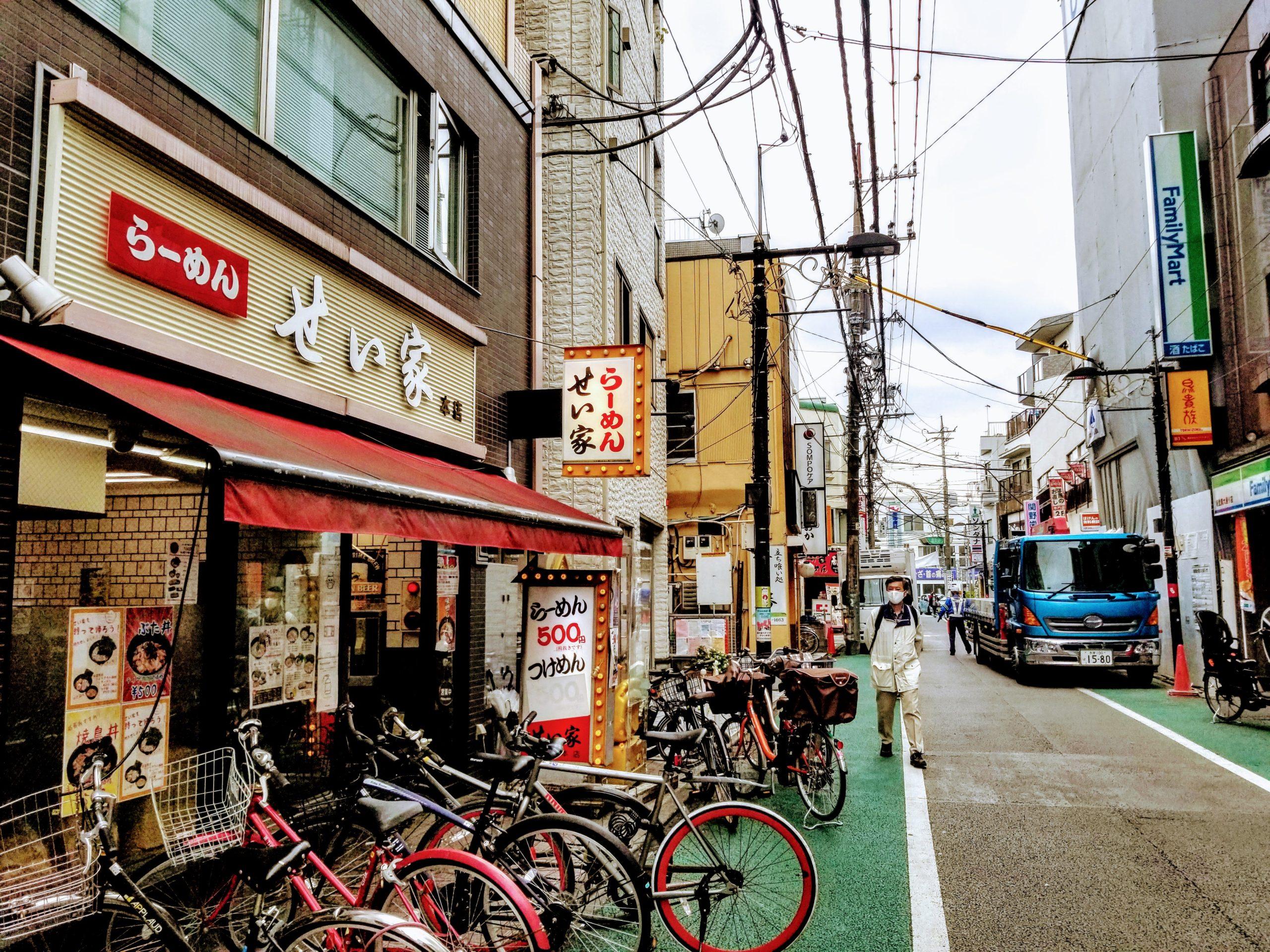経堂店への行き方5