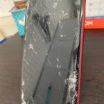 ガラスが粉々のiPhone 11の画面交換修理は最短20分![千葉柏店]
