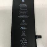 iPhone(アイフォン)7のバッテリー交換を承りました!