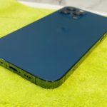 iPhone12ProMax ガラスコーティング 自由が丘