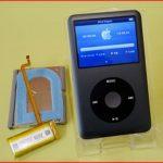iPodclassicの64GBへSSD化とバッテリー修理にご来店!アイポッド修理もクイック岐阜