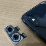 【新百合ヶ丘店】iPhoneX アウトカメラ交換