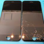 割れたiPhoneは画面交換修理で安全に使いましょう!