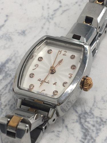 【クイック大和店】時計 電池交換