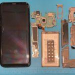 Androidの基板修理!