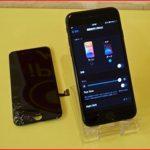 各務原市よりiPhone8の画面割れ修理にご来店~♪アイフォン修理のクイック岐阜