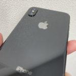 iPhone Xの画面交換修理いたしました!