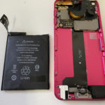 【iPod修理】iPod Touch 6 バッテリー交換