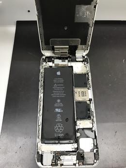 水没したiPhone、中はこうなってます!
