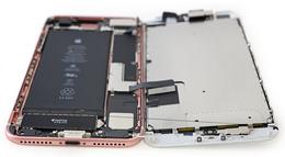 iPhone7 修理増えております