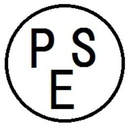 PSEマーク取得パーツを使用しています