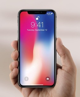iPhone Xでsuica利用に不具合