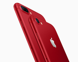 iPhone7/7Plusの新色【赤】直せます!!