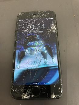 iPhone 液晶不良の恐怖
