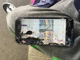 iPhone7って割れにくいんじゃないの?