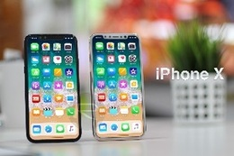 iPhoneXの影響で修理増えてます。
