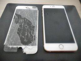 車に轢かれたiPhoneのその後...